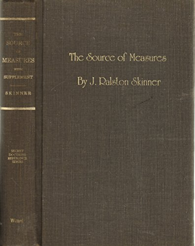 9780913510476: The Source of Measures: Key to the Hebrew Egyptian Mystery (Secret Doctrine Reference Ser)