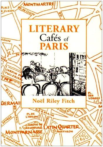 9780913515426: Literary Cafes of Paris