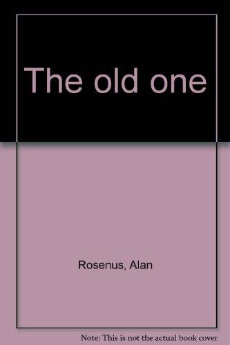 The Old One: Middlebrook, David (Alan Rosenus)
