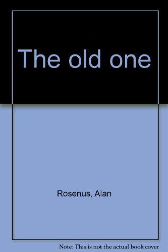 The Old One (First Edition)