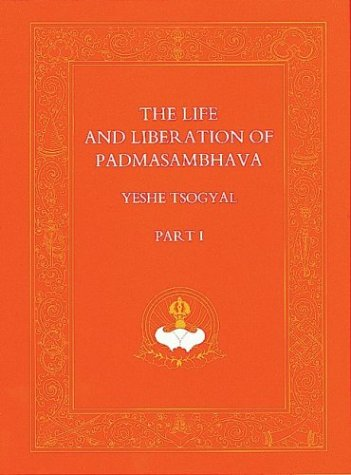 9780913546185: The Life and Liberation of Padmasambhava