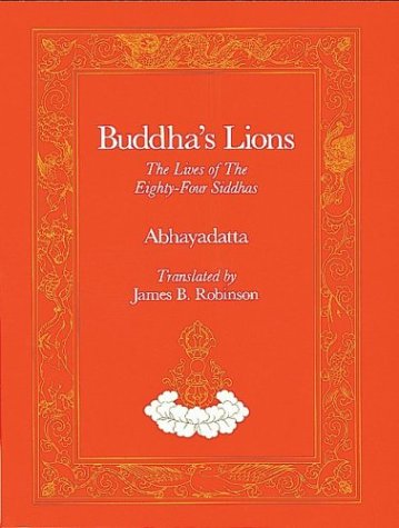 9780913546604: Buddha's Lions