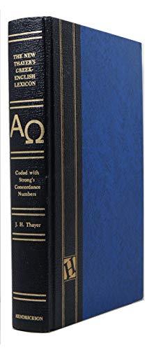 new testament greek lexicon pdf
