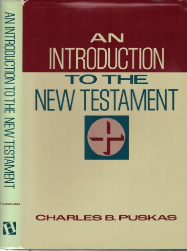 9780913573457: Introduction to the New Testament