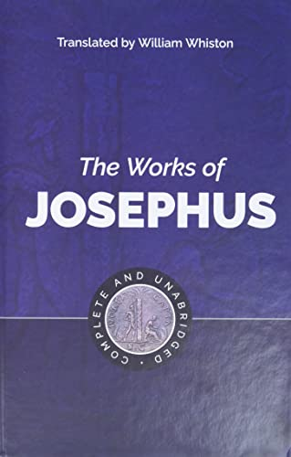 9780913573860: The Works of Josephus: Complete and Unabridged, New Updated Edition