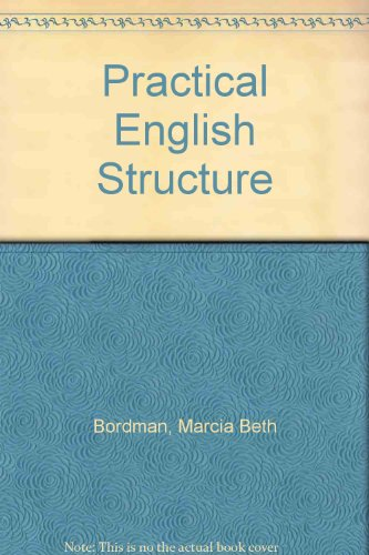 9780913580653: Practical English Structure