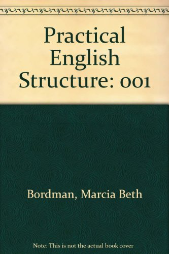 9780913580660: Practical English Structure