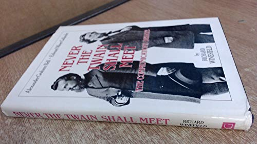 9780913580998: Never the twain shall meet: Bell, Gallaudet, and the communications debate