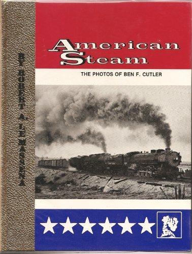 9780913582190: American Steam, Vol. 1