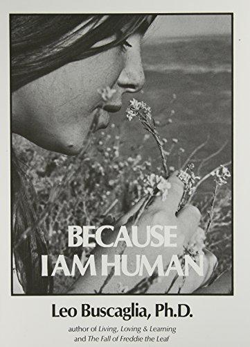 9780913590065: Because I Am Human