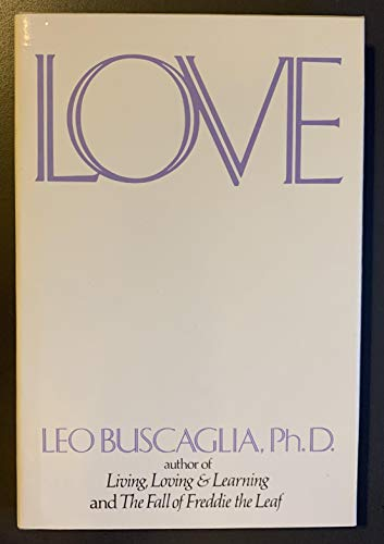 9780913590072: Love