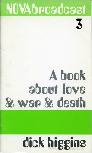 9780913594070: Book About Love and War and Death