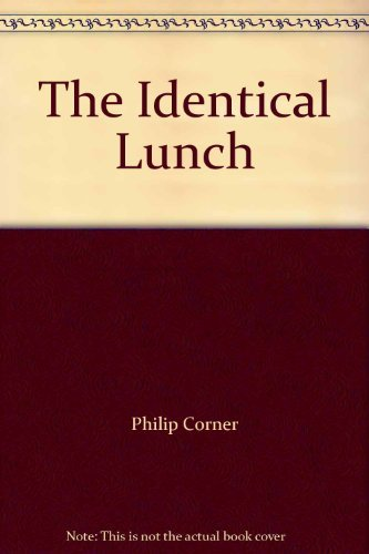 The Identical Lunch Corner, Philip and Knowles, Alison: Photography