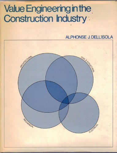 9780913634103: Value engineering in the construction industry
