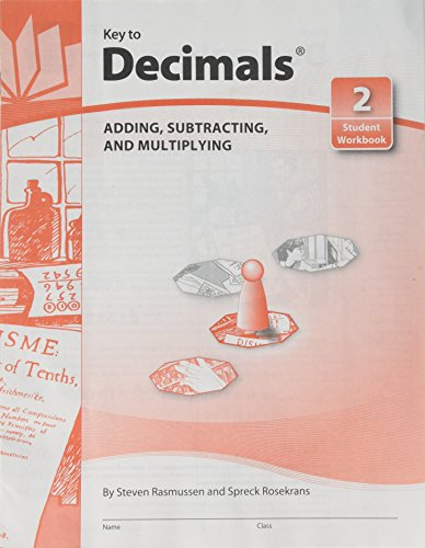 9780913684221: Key to Decimals, Book 2: Adding, Subtracting, and Multiplying (KEY TO...WORKBOOKS)