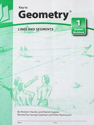 Key to Geometry, Book 1: Lines and: KEY CURRICULUM