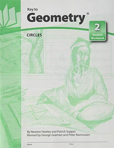 Key to Geometry, Book 2: Circles (KEY: CURRICULUM, KEY