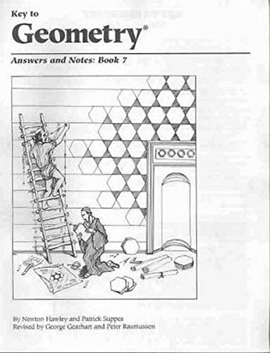 9780913684856: Key to Geometry: Answers and Notes, Book 7 (Bk. 7)