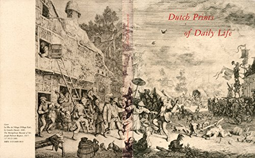 9780913689004: Dutch Prints of Daily Life: Mirrors of Life or Masks of Morals? : Essays and Catalogue