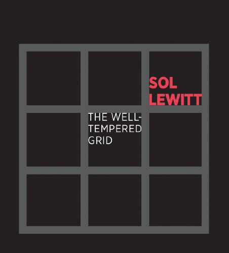 9780913697313: Sol LeWitt: The Well-tempered Grid