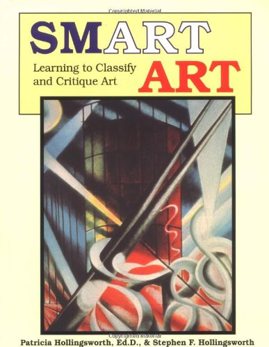 9780913705315: Smart Art: Learning to Classify and Critique Art