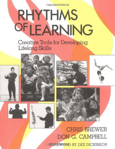9780913705599: Rhythms of Learning: Creative Tools for Developing Lifelong Skills