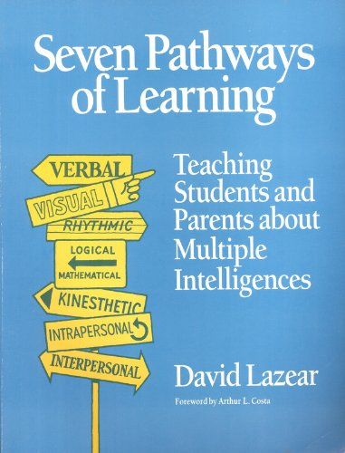 9780913705926: Seven Pathways of Learning: Teaching Students and Parents About Multiple Intelligences