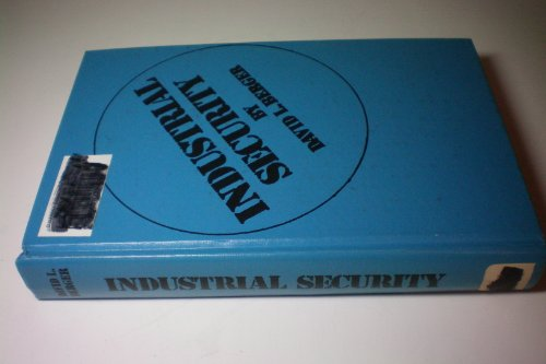 9780913708323: Industrial Security