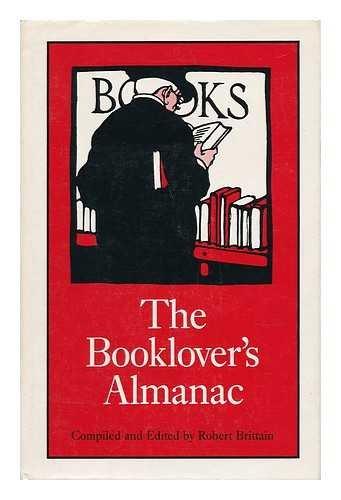 9780913720592: Booklover's Almanac