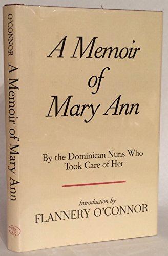 9780913720691: A Memoir of Mary Ann
