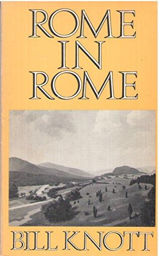 9780913722077: Rome in Rome