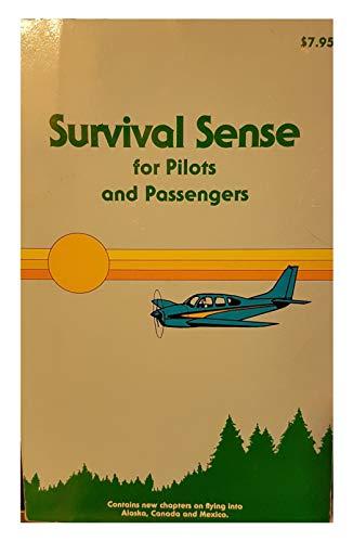 9780913724248: Survival Sense for Pilots and Passengers