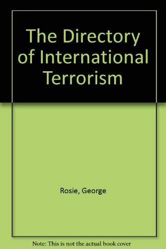 9780913729298: The Directory of International Terrorism