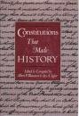 9780913729670: Constitutions That Made History