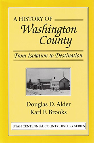 A history of Washington County: From isolation: Alder, Douglas D