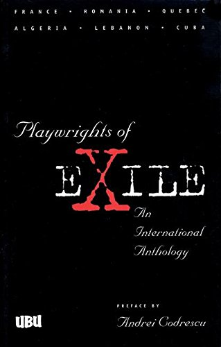 Playwrights of Exile: Leila Sebbar; Stephen