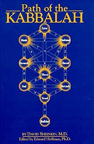 Path of the Kabbalah (Patterns of World Spirituality/Paths): David Sheinkin
