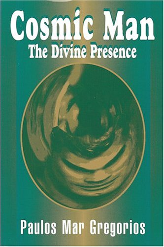 9780913757918: Cosmic Man - The Divine Presence: The Theology of St. Gregory of Nyssa/ Ca 330 to 395 A.D.