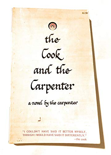9780913780008: The cook and the carpenter;