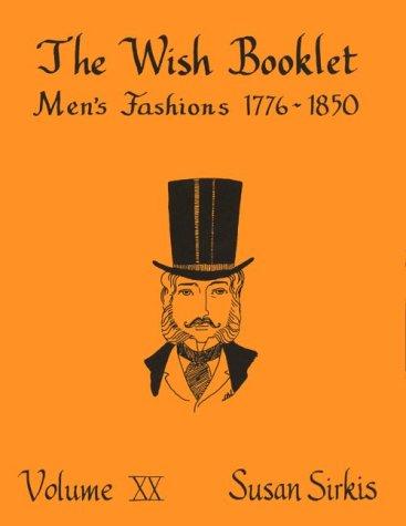 9780913786208: Men's Fashions, 1776-1850