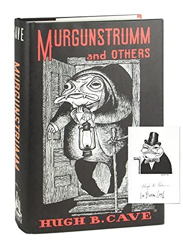 HUGH B. CAVE The Nebulon Horror. 1st edition. Nice copy Dell, 1980