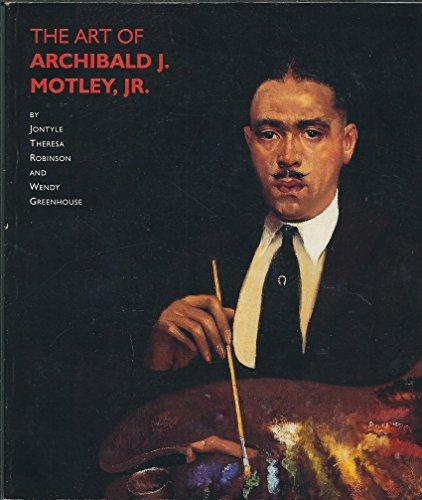 9780913820155: The Art of Archibald J. Motley, Jr.