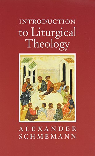 9780913836187: Introduction to Liturgical Theology