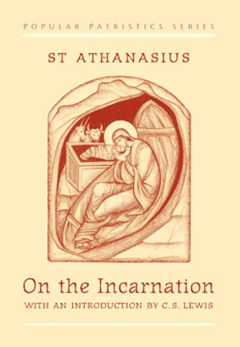 9780913836408: On the Incarnation: De Incarnatione Verbi Dei (Popular Patristics Series)