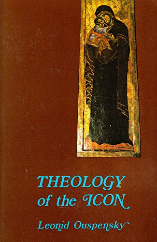 9780913836422: Theology of the icon