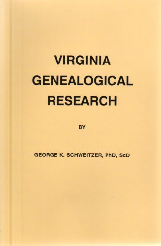 9780913857069: Virginia Genealogical Research