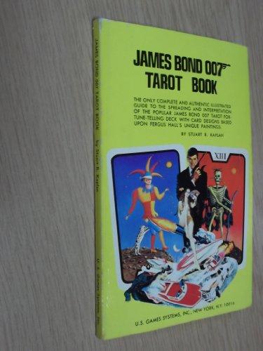 James Bond 007 Tarot Book: Kaplan, Stuart R.