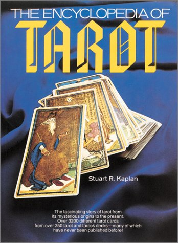 9780913866115: The Encyclopedia Of Tarot, Vol. 1
