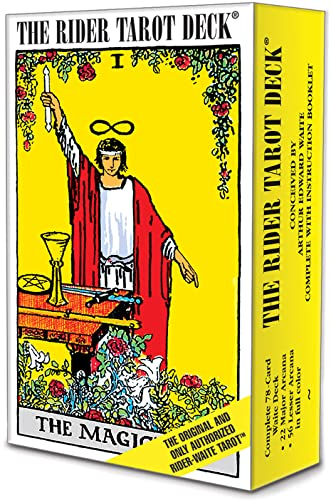 9780913866139: The Rider Tarot Deck