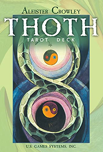 9780913866153: Thoth Tarot Deck